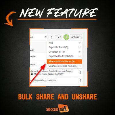 Bulk Share