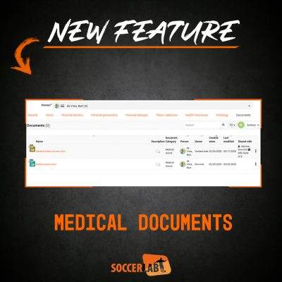 Documents medical record