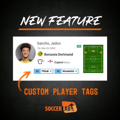 Custom Player Tags