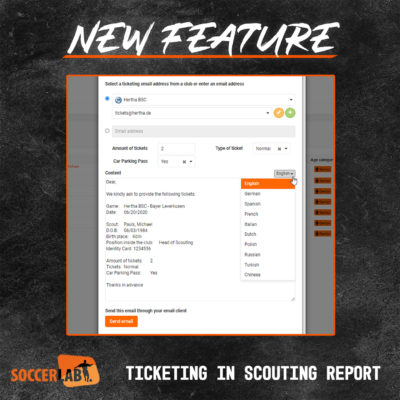 ticketing in scouting report